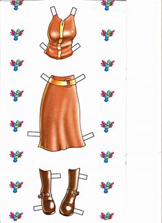 LOS VESTIDOS DE RAQUEL Nº 5 - maribel orobengoa - Picasa Webalbum *1500 free paper dolls at artist Arielle Gabriel's The International Paper Doll Society also free Asian paper dolls at The China Adventures of Arielle Gabriel *
