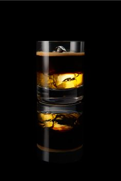 Carajillo 43: 1 1⁄2 Parts Licor 43, 1 1⁄2 Parts Espresso. Pour ingredients in a glass and serve.