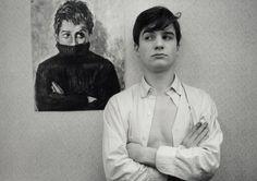 Jean-Pierre Léaud dans Antoine et Colette, sketch de François Truffaut (1962) dans lequel il reprend son personnage d´Antoine Doinel
