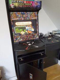 Automat do gier Arcade MAME joystick X-Arcade (emulator PC) Woźniki - image 2