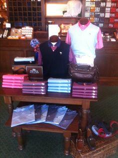 { golf merchandising }  Peter Millar Fall '13