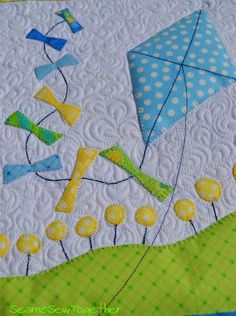 Seams Sew Together: Bloggers Quilt Festival - Spring 2013