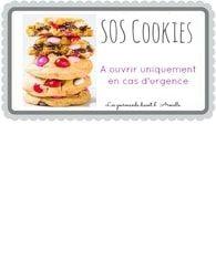 SOS Cookies aux Smarties : Etape 2