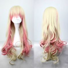 Wig Detail Macross Frontier Sheryl Gradient Wig Includes: Wig, Hair Net Length - 70CM Important Information: Fitting - Maximum circumference of 55-60CM Material - Heat Resistant Fiber Style - Comes pr