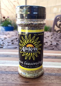 Casa Seasoning 6oz Bottle