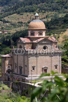 Church of Santa Maria Nuova in Cortona, Italy