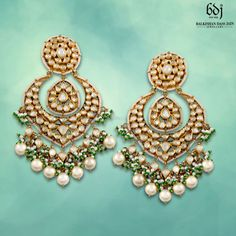 Picture from Balkishan Dass Jain Jewellers Photo Gallery on WedMeGood. Browse more such photos & get inspiration for your wedding Crochet Earrings, Jewels, Drop Earrings, Wedding, Inspiration, Valentines Day Weddings, Biblical Inspiration, Jewerly, Drop Earring