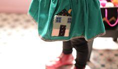 Annika Rimosho Skirt (2C)