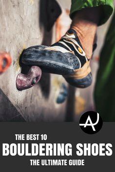Best Bouldering Shoes - Best Rock Climbing Gear Articles – Climbing Products For Men and Women – Climbing