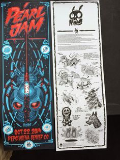 nychos pearl jam - Save the Date