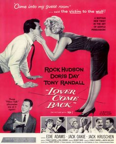 Between Naps on the Porch: Doris Day Movie Fashion Style: Pillow Talk and Lover Come Back