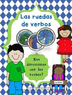 Las ruedas de verbos - Conjugating Spanish Verbs  Follow all our boards at pinterest.com/linguahealth for our latest therapy pins and visit linguahealth.com for even more resources!