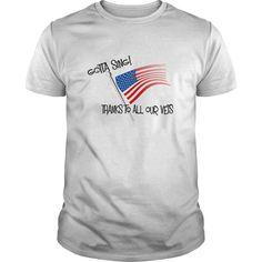 Show your gottasingday129 shirt - Wear it Proud, Wear it Loud!