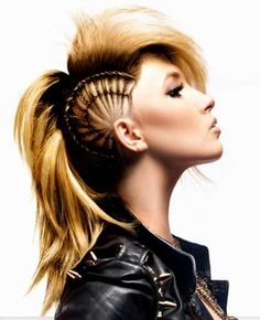 My next hairstyle...edgy with an out if i don't like it.