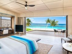 This year, a number of resorts took over sand-rimmed isles from Africa to the South Pacific. The best of them, however, have that extra something—think overwater suites where dolphins splash around under your deck, or access to your own 62-foot yacht—that goes beyond an empty beach. And, best of all, you don't have to be Richard Branson to stay at one. These are the year's best new private islands resorts. Click here to see all 75 of this year's best new hotels in the world.