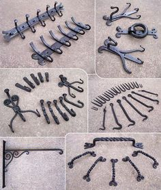 Forged objects 8 by ~Astalo on deviantART