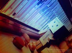 DANBO in 100 moments | 007 by caaphoto.deviantart.com on @DeviantArt __ #caa #ronaldoichi #danbo #papercraft #papertoy #toy