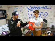 DEV's interview at Summit High School ;)