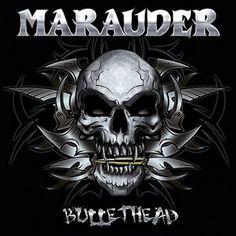 BEHIND THE VEIL WEBZINE BLOG: MARAUDER – Bullethead review