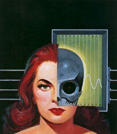 Ed Valigursky - The Iron Virgin, 1956.