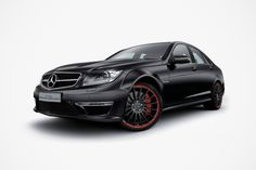Mercedes-Benz C63 AMG Japan Exclusive Performance Studio Edition.