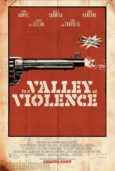 In a Valley of Violence (2016) - IMDb
