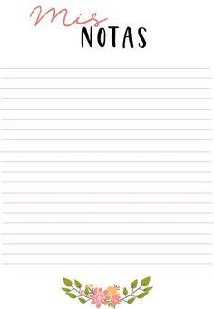 Agenda Planner, Planner Pages, Weekly Planner, Printable Planner, Printable Scrapbook Paper, Bullet Journal School, Bullet Journal Inspo, School Notebooks, School Planner