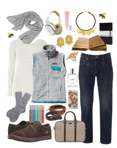 """""""My Style : Headphones"""" by shth0mas on Polyvore featuring Bose, Rifle Paper Co, Keen Footwear, Chan Luu, Samantha Holmes, Dorothy Perkins, Barbour, NOVICA, Lee and Patagonia"""