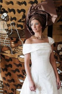 40 Best African wedding dresses - #1 Nigeria Style Blog - http://stylesonstyles.blogspot.com.ng/2015/12/40-best-african-wedding-dresses.html