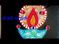 rangoli designs | rangoli designs for diwali | diwali pictures | diwali rangoli designs with flowers - YouTube