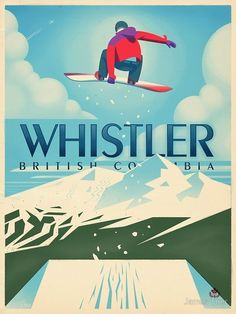 Whistler, British Columbia ~ James Tuer
