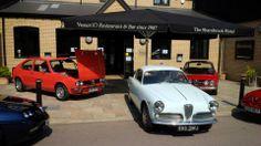 Patio - Alfa Romeos