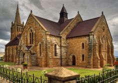 Church in South Africa Durban South Africa, Kwazulu Natal, Church Architecture, Cathedral Church, Old Churches, Church Building, Place Of Worship, Kirchen, Barcelona Cathedral