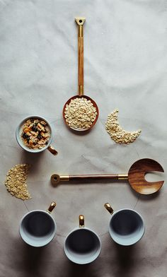 Make It in a Mug:  Overnight Oats