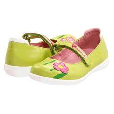 Agatha Ruiz De La Prada Kids 122945 Girls Shoes - Green