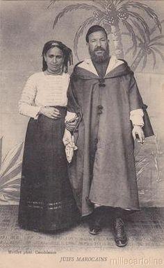 Moroccan Jews 1913