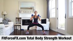 FitForceFX.com Total Body Strength Workout