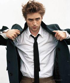 Robert Pattinson - Vanity Fair Photoshoot (2009) - PattinsonWorld