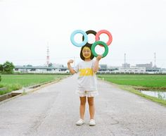 These Are Some Of The Cutest #Photos! Missing #Olympic #ring #pic