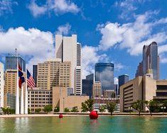 America& best cities for winter travel: Dallas/Fort Worth Headache Location, Dallas Attractions, Texas Travel, Down South, Beach Town, Winter Travel, Travel And Leisure, Best Cities, North America