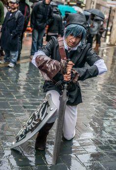 Dark Link cosplay