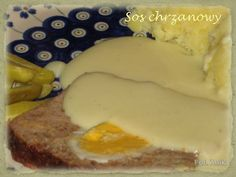 Domowa kuchnia Aniki: Sos chrzanowy Polish Recipes, Polish Food, Big Mac, Vinaigrette, Mashed Potatoes, Hamburger, Pudding, Plates, My Favorite Things