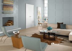Fam Rm? This is the project I created on Behr.com. I used these colors: FLINT SMOKE(730F-4),