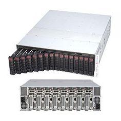 Supermicro SYS-5038MR-H8TRF 3U MicroCloud 8-Node Server