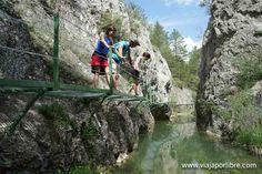 Cañón de los arcos Canon, Belleza Natural, Spain, Water, Travel, Outdoor, Beautiful Places, Hiking Trails, Beautiful Places