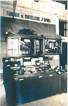 Стенд экспозиции Турине (1911)
