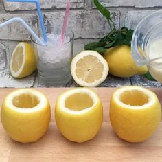 Icy vodka lemonade- Eisige wodka-limonade A refreshing cool down with a shot! Lemon Vodka, Alcohol Drink Recipes, Alcoholic Drinks Recipes With Vodka, Vodka Alcohol, Snacks Für Party, Luau Party, Summer Drinks, Food Videos, Alcoholic Drink Recipes