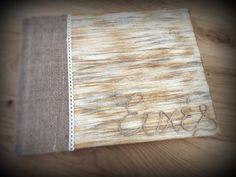 Βιβλίο ευχών γάμου με ξύλινο εξώφυλλο... Bamboo Cutting Board
