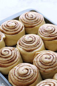 The Ultimate Cinnamon Rolls Breakfast Recipes, Dessert Recipes, Dessert Bread, Brunch Recipes, Fall Recipes, Donuts, Rolls Recipe, Sweet Bread, Relleno