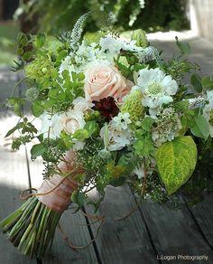 {Bouquets de saison} Jolis bouquets d'été - PrettySouthweds